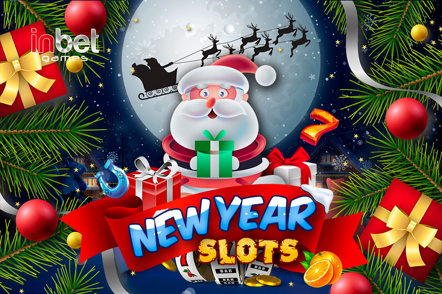 New Year's slots from Inbet