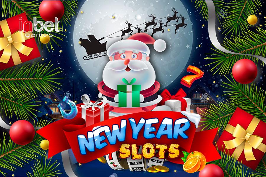 Les slots de Nouvel An de l'entreprise Inbet